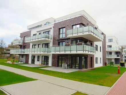 hochwertige 3-Zimmer-Wohnung mit Balkon und Tiefgarage