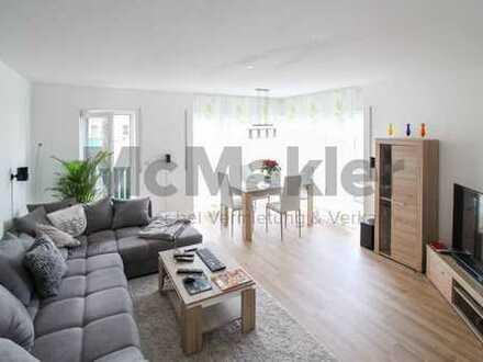 Ruhig und grün in Dresden-Laubegast - Lichtdurchflutete 2-Zimmer-Wohnung mit schönem Balkon
