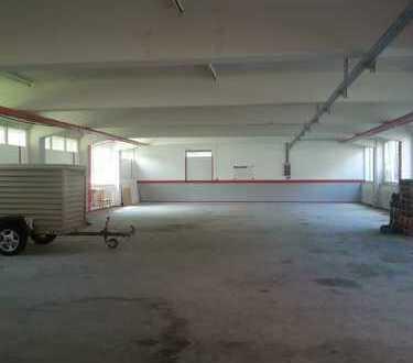 Porduktion-Lagerfläche + Freiflächen