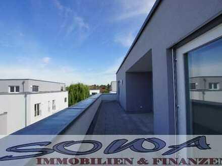 Traumhafte Penthousewohnung in Ingolstadt Gerolfing - Erstbezug - Ein neues Zuhause von SOWA Immo...