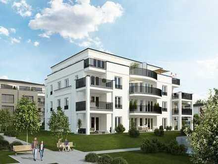 Wohnen auf den Werreterrassen - gehobenes Penthouse in den Stadtvillen