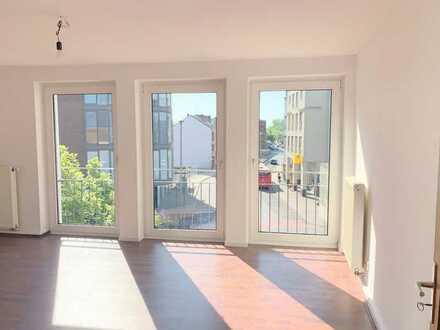 Helle 3- Zimmer Wohnung in ruhigem Mehrfamilienhaus, am Marienhospital