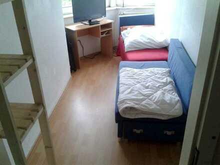 möblierte Zimmer jederzeit frei T:01520 / 600 47 47