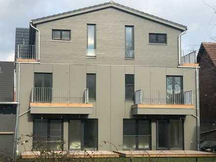 Moderne Doppelhaushälften in Rautheim - Ökologie Pur