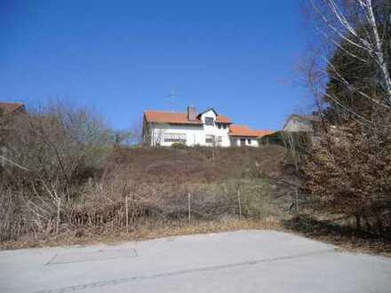 Wunderschönes Süd Hang Grundstück in Friedberg OT Derching