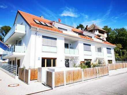Exklusive 4-Zimmer-Wohnung in Wörthsee