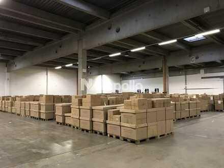 Bestandsobjekt | ca. 1.600 m² Hallenfläche | verfügbar ab sofort