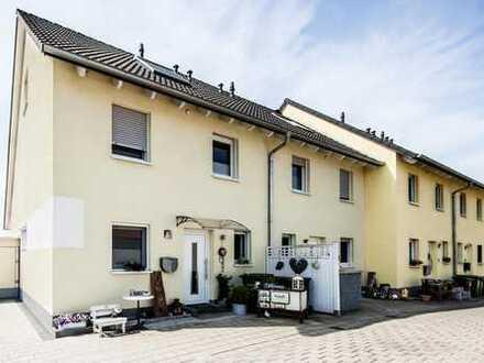 neuwertiges Reihenmittelhaus in Hirschaid zu vermieten