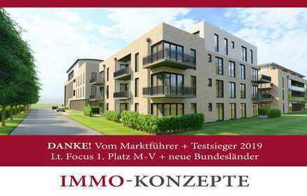 """Hochwertige Wohnungen im Campus - """"Wohnen und Arbeiten"""" in Ludwigslust"""