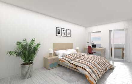 Erstbezug nach Sanierung: Attraktive, moderne 3-Zimmer-Wohnung mit Balkon in Ludwigshafen am Rhein