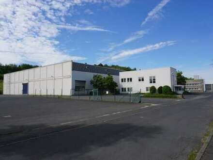 Produktions- und Lagerflächen mitten in Deutschland, nähe A7/A49, gut eine Stunde von Frankfurt