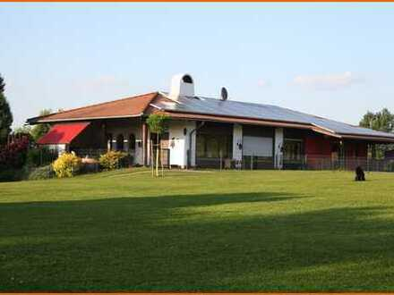 Bildschönes, topgepflegtes Landhaus mit landwirtschaftlichen Gebäudeteilen und riesigem Grundstück