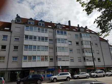 1-Zimmer Küche Bad im Zentrum Augsburg/Lechhausen - Nähe Lech