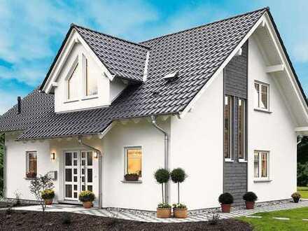 Einfamilienhaus+Garage ,ca. 133m2 Wfl., 601 m2 Grundstück(auch als Premium Mietkaufvariante möglich)