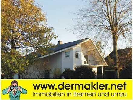 Schwanewede-Neuenkirchen: Hochwertiges Einfamilienhaus