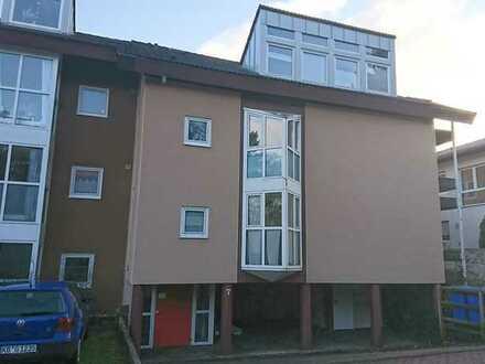Helles und freundliches 1-Zimmer-Apartment mit Balkon in Bad Wildungen
