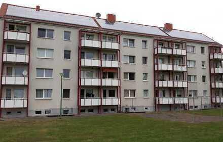 Helle 3-Raum Wohnung mit Balkon in Hörselberg-Hainich, Wartburgkreis