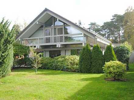 Architekten-Villa (ökologisch) + Gästehaus in Schmökwitz nahe der Dame - Karolinenhof -neuwertig-