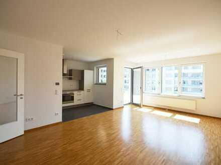 Im Herzen der Bahnstadt: Moderne (förderungsfähige) Dreizimmerwohnung mit Südbalkon