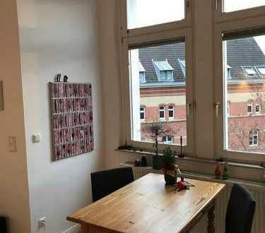 Stylische Altbauwohnung im Künstlerviertel Altstadt & Neustadt-Süd, Köln