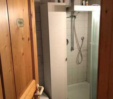 Schöne 2-Zimmer-Wohnung in 3 FH mit Einbauküche in Mühlheim am Main