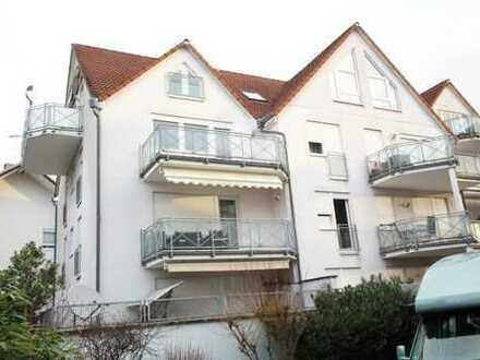 3,5 Zimmer, 81,5 qm Etagenwohnung in Leimen - St. Ilgen