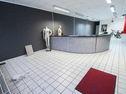 Leerstehende Ladenfläche zentral in Eberstadt: Für Ihr Gewerbe oder zur Umwandlung in Wohnfläche