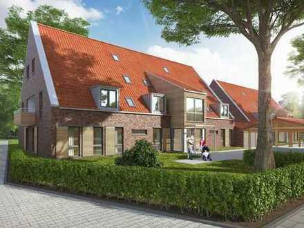 4-Zimmer-Neubauwohnung mit großer Terrasse - barrierefrei!