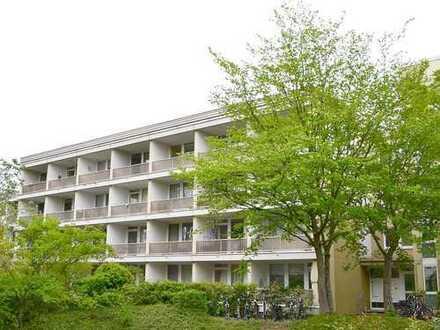 Gepflegtes und möbliertes Apartment mit Loggia in Bonn nähe Kennedyallee - Provisionsfrei