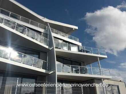 Wohnung 17: 4-Zimmer-Penthouse-Ferienwohnung mit 107 m²