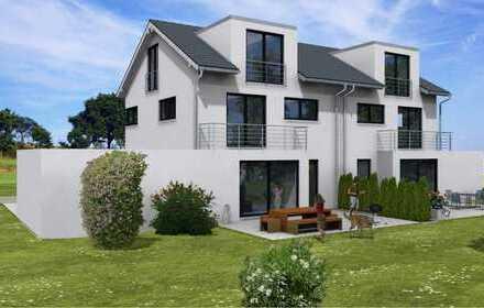 Ideal für die junge Familie! Projektierte Doppelhaushälfte in Nebringen