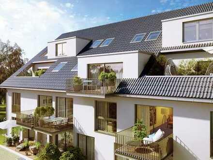Der Sonne zugewandt und von Tageslicht durchflutet - 3 Zimmer über den Dächern von Radolfzell!