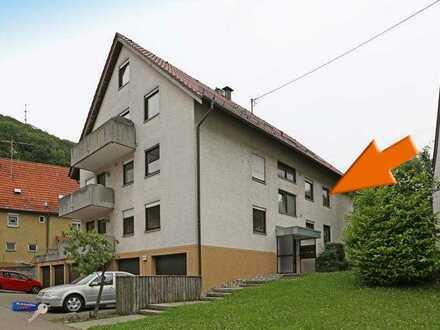 Wohnen am Albtrauf: 3,5-Zimmer-Wohnung in Lichtenstein