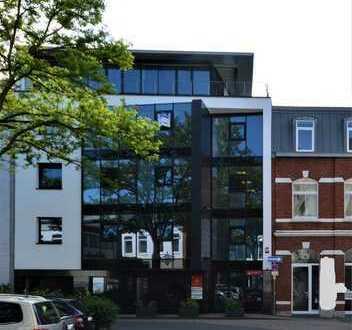 Kanzlei-, Praxis-, Büroetage in zentraler, ruhiger Lage von Aachen