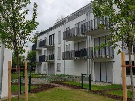ERSTBEZUG - Hochwertige 3 Zimmer + Garten gegen Süden + Einbauküche WE11