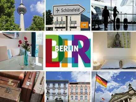 ++Appartement zum Wohlfühlen++frei ab 01.04.2020 ++ möbliert ++ nahe Flughafen Berlin-Schönefeld SXF