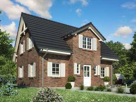 130 m² Einfamilienhaus mit 4 Schlafzimmern in Sperenberg