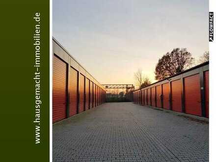 Mehr als eine Garage! Großgarage M 1 in Metjendorf zu vermieten