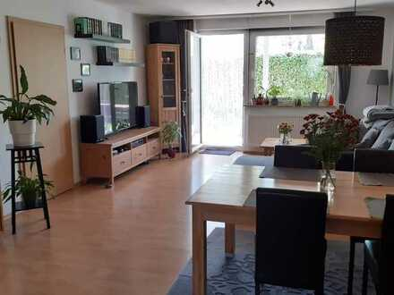Gepflegte 3-Raum-EG-Wohnung mit Balkon in Landau in der Pfalz