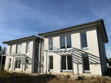 Erstbezug: attraktive 3.5-Zimmerwohnungen 1. OG inkl. EBK & Balkon in Ehingen am Hesselberg
