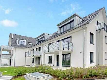 Erstbezug mit Einbauküche und Balkon: stilvolle 2-Zimmer-Wohnung in Freiburg-Betzenhausen