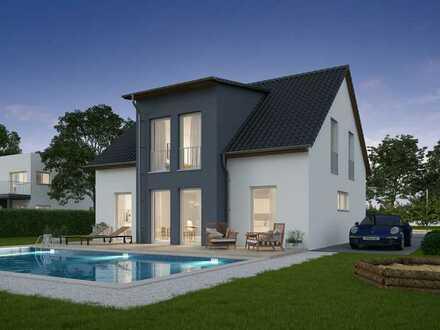 Modernes Stadthaus mit hochwertiger Ausstattung inkl. Grundstück