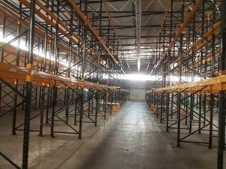 ca. 1000 - 3000 qm (teilbar) Gewerbehalle in Erfurt zu vermieten