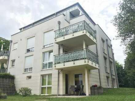 Briller Viertel: Traumhafte 3 Zimmerwohnung mit Terrasse und Garten!