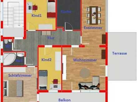 Für Kapitalanleger: Großzügige 4-Zimmer Wohnung in Deizisau zu verkaufen