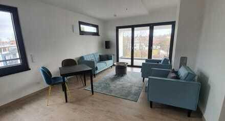 Eine besondere Wohnung mit großer Dachterrasse und viel Flair