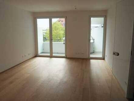 Erstbezug: stilvolle 2-Zimmer-Wohnung mit Balkon in Ingolstadt im IN-Tower