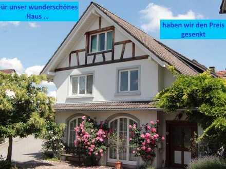 Preissenkung...das besondere Haus mit dem speziellen Flair...von 495 000 € auf 450 000 €