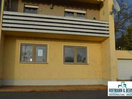 2-Zimmer-Wohnung in Winzer. Auch als Gewerbe nutzbar