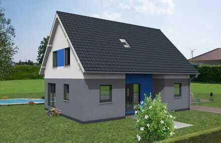 Sonniges Grundstück in Strausberg zu einem wunderschönen Einfamilienhaus
